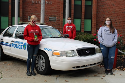 Fill the Cruiser Food Drive